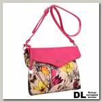 Женская сумка Pola 4377 (розовый)