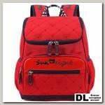 Рюкзак школьный Sun eight SE-2312 Красный