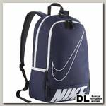 Рюкзак Nike Classic North Синий/Белый
