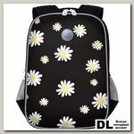 Рюкзак школьный Grizzly RG-065-2 Чёрный