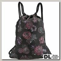Рюкзак на шнурках NIXON EVERYDAY CINCH BAG BLACK/ANTHRACITE