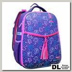 Ранец Mike&Mar Зонтики (фиолетовый)