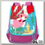 Рюкзак школьный Grizzly RAk-090-2 Фуксия