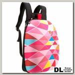 Рюкзак ZIPIT Shell Backpacks розовый