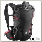 Рюкзак Salomon BAG AGILE 20 AW Black/BRIGHT RED