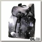Рюкзак Asgard Космос серый Р-5791