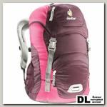 Детский рюкзак Deuter Junior бордовый