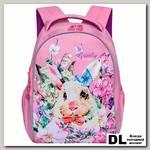Рюкзак Grizzly RG-868-3 Розовый