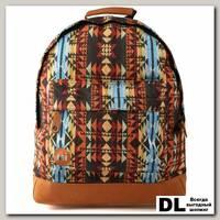 Рюкзак Mi-Pac Premium Aztec Weave Black