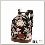 Детский рюкзак Asgard Р-5414 КантриРозы черные