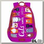 Рюкзак Grizzly RD-832-1 Фиолетовый