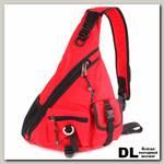Городской рюкзак Polar П1378 Красный