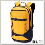 Сноуборд рюкзак Dakine Mission Pro 18L Golden Glow