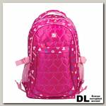 Школьный рюкзак BRAUBERG 'Сердечки' Красный