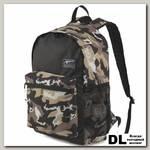 Рюкзак PUMA Academy Backpack Чёрный/Коричневый камуфляж