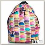 Молодёжный рюкзак BRAUBERG Сити-формат Сладости