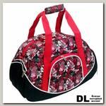 Спортивная сумка Polar 5988 Красный (сердечки)