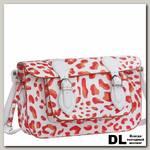 Женская сумка Pola 4242 (красно-белый)