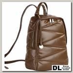 Женский рюкзак Pola 4411 коричневый