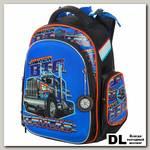 Школьный рюкзак-ранец Hummingbird TK50 Super Trucks