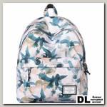 Рюкзак Mr. Ace Homme MR18B1199B01 белый/оранжевый/синий