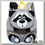 Рюкзак детский Grizzly RS-898-2 Енот
