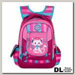 Школьный рюкзак Across Music Cat AC18-CH3-1