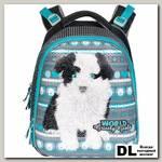 Школьный рюкзак Grizzly Cute puppy Ra-670-6