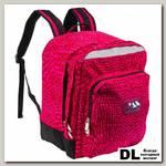 Рюкзак для ноутбука Polar П3821 Темно-розовый
