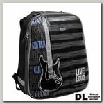 Ранец Mike&Mar Гитара (черный / синий)