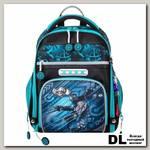 Школьный ранец Across Frost Ninja ACR18-180-3