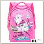 Рюкзак Grizzly RG-868-2 Розовый
