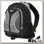 Рюкзак Polar П1297 Черно-серый