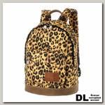 Мини рюкзак Asgard Леопард желтый Р-5424