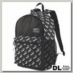 Рюкзак PUMA Academy Backpack Чёрный узор Puma