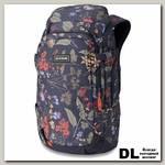 Сноуборд рюкзак Dakine Women's Heli Pro 24L Botanics Pet