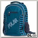 Школьный рюкзак Polar П0082 Голубой