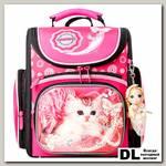Ранец Across Kitty Pink
