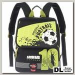 Школьный рюкзак Grizzly Football Lime Ra-671-3
