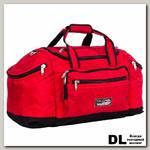 Спортивная сумка Polar П810В (красный)