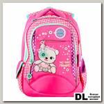 Школьный рюкзак Across Princess Bear AC18-CH4-3
