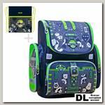 Ранец Mike&Mar Робот (синий/зеленый)