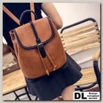 Женский рюкзак Spit (коричневый)
