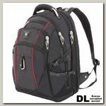 Рюкзак Swissgear SA6677202408 Чёрный/Красный