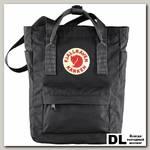 Рюкзак-сумка Fjallraven Kanken TOTEPACK MINI Чёрный