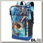 Серф рюкзак Dakine Mission Surf Roll Top Pack 28L Kassia Elemental
