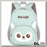 Детский рюкзак Sun Eight SE-2756 Светло-зелёный