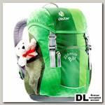 Детский рюкзак Deuter Schmusebar зеленый
