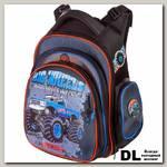 Школьный рюкзак Hummingbird Big Wheels TK30