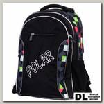 Школьный рюкзак Polar П0082 Черный